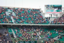 Roland Garros 2016: the tribunes