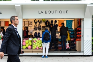 Roland Garros 2016: shopping