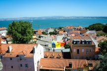 Rooftops of Lisbon