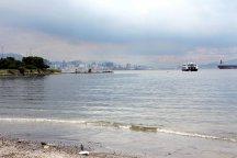 Rio coastline from Niteroi