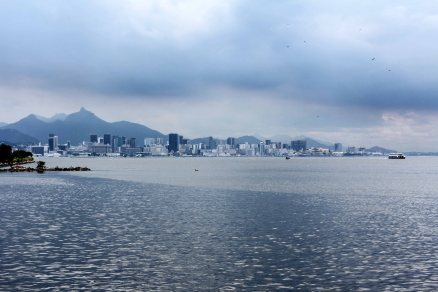 View on Rio from Niteroi