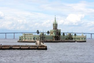 Ilha Fiscal of Rio