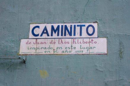 Caminito, La Boca barrio of Buenos Aires