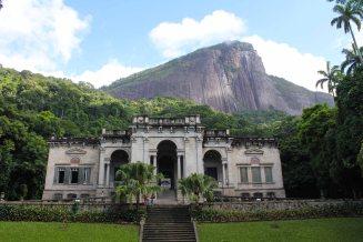 Parque Lage, a hidden gem of Rio