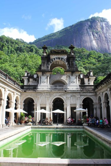 Parque Lage, a hidden gem of Rio