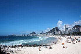 Beaches of Rio: Leme