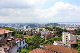 View on Rio from Aprazivel/ favelas (hello :))