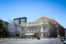 Teatro Colón in Buenos Aires, Argentina