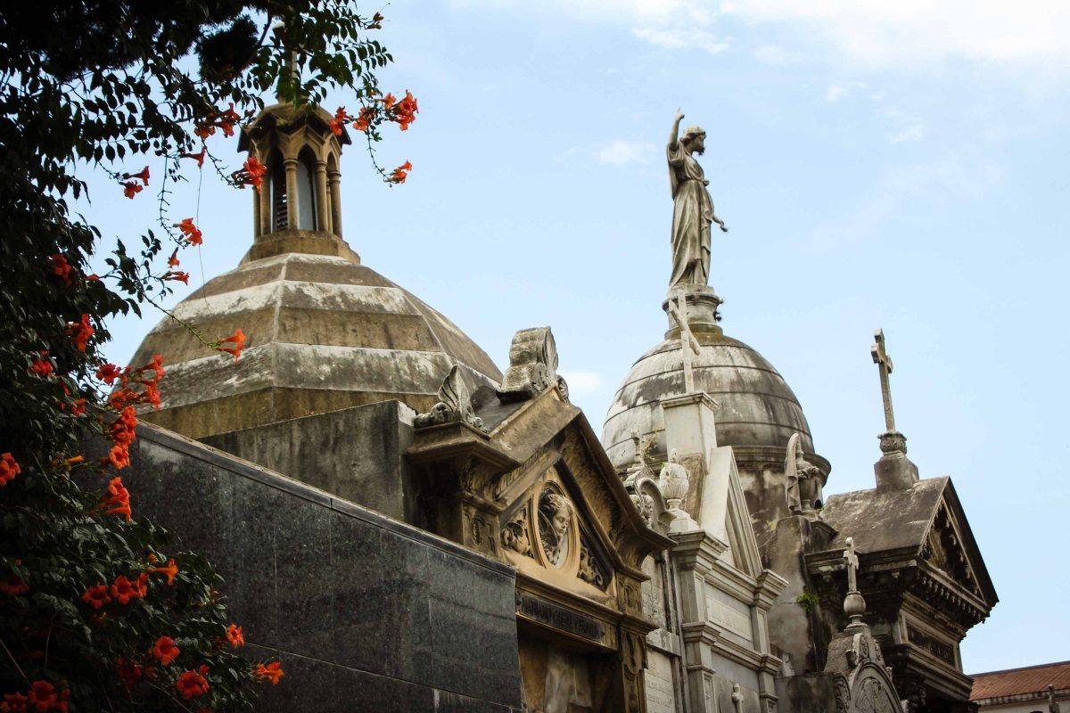 Buenos Aires, Last Chapter: La Recoleta