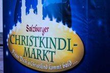 Christmas Market in Salzburg, Austria