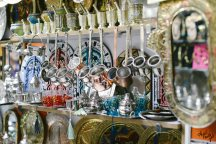 The Souks of Tunis